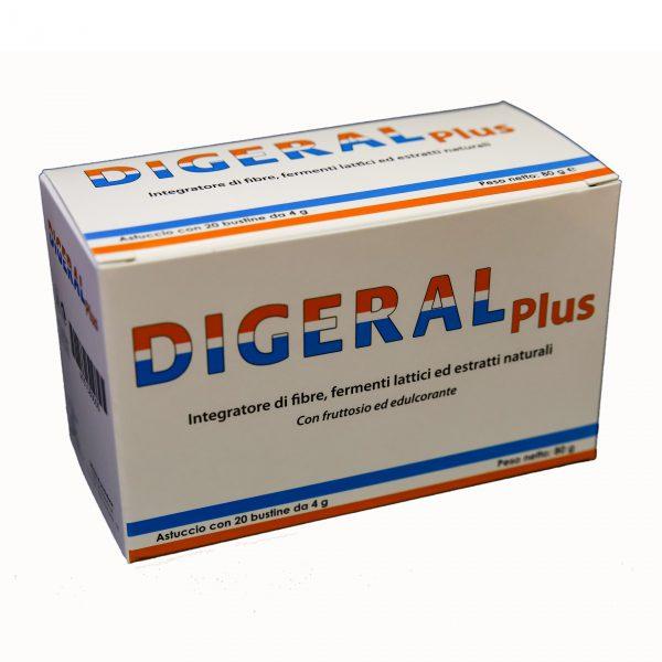 Digeral Plus 20 Bustine Iperacidità e Cattiva digestion