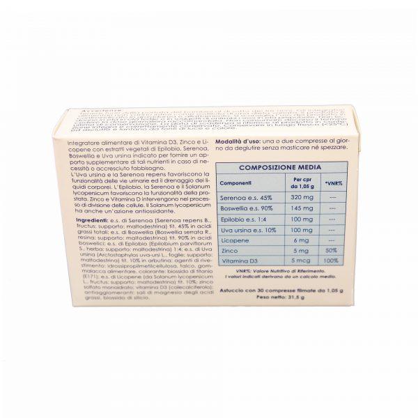 rimedio naturale Ipertrofia Prostatica Benigna