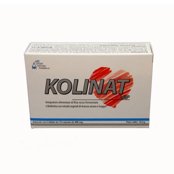 Kolinat Rimedio Naturale per Colesterolo